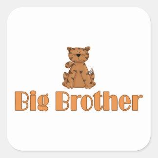 Big Brother Tiger Sticker