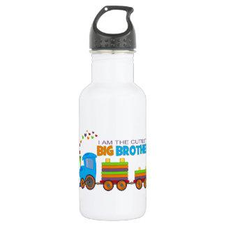 Big Brother -Train 532 Ml Water Bottle