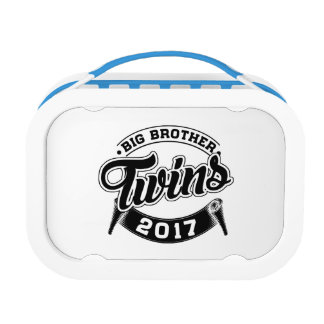 Big Brother Twins 2017 Lunch Box