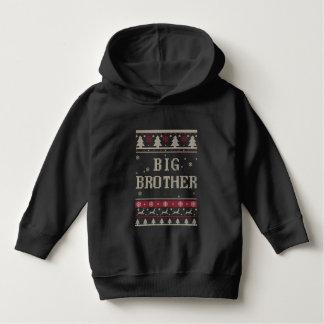 Big Brother Ugly Christmas Hoodie