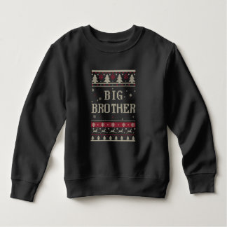 Big Brother Ugly Christmas Sweatshirt