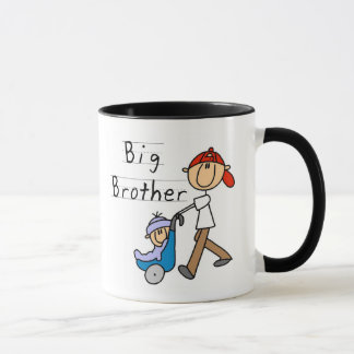 Big Brother With Little Brother Mug