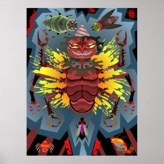 Big Bug Poster