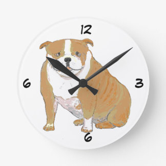 Big Bulldog on Clocks and multiple Products