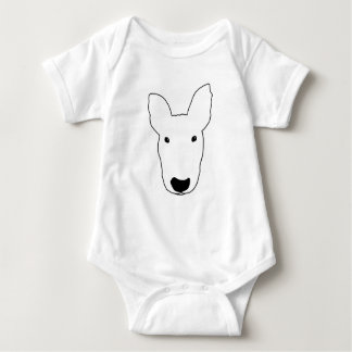 Big Bullie Face Baby T Shirt