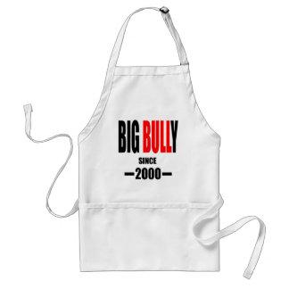 BIG BULLY school since 2000 back learn homework te Standard Apron