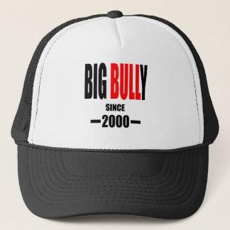 BIG BULLY school since 2000 back learn homework te Trucker Hat