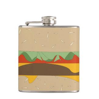 Big Burger Takeover Flask