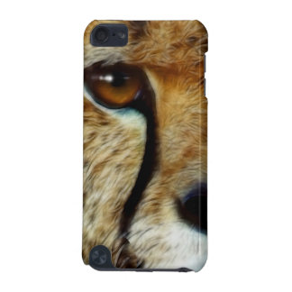 Big Cat Cheetah Face Wildlife Ipod Case