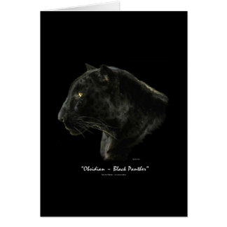BIG CAT Endangered Species Series Card