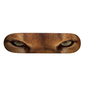 BIG CAT SKATEBOARD-6 Wicked Mountain -Cougar Skate Board Deck