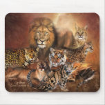 Big Cats Mousepad
