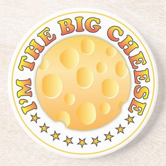 Big Cheese Coaster