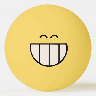 Big Cheesy Grin Smiley Ping Pong Ball