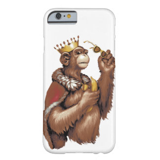 Big Chimpin' Barely There iPhone 6 Case