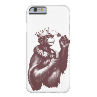 Big Chimpin' (Monochrome) Barely There iPhone 6 Case