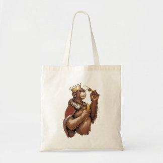 Big Chimpin' Tote Bag