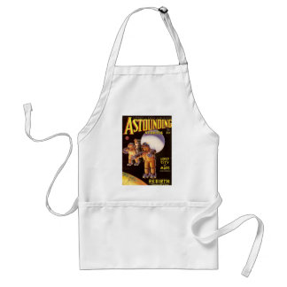 Big Chunky Spacesuits Standard Apron