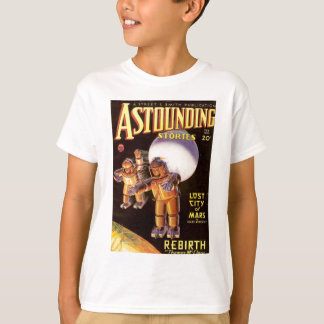 Big Chunky Spacesuits T-Shirt