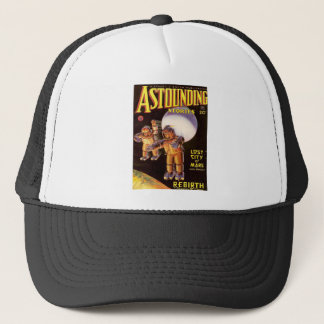 Big Chunky Spacesuits Trucker Hat