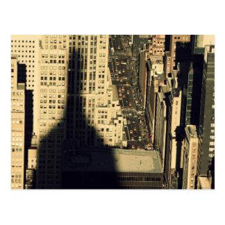 Big City Dreams Postcard
