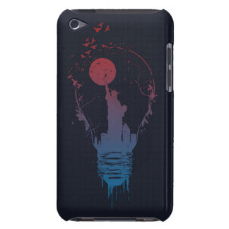 Big city lights II (dark) Case-Mate iPod Touch Case