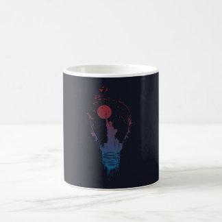 Big city lights II (dark) Coffee Mug