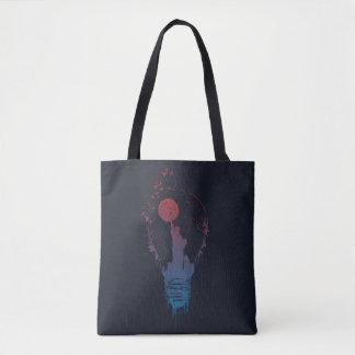 Big city lights II (dark) Tote Bag