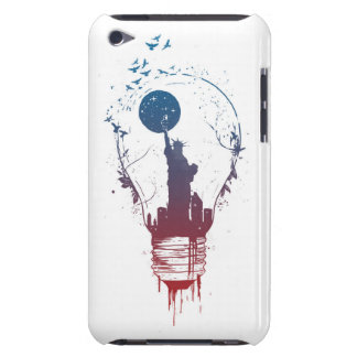Big city lights II iPod Touch Case-Mate Case
