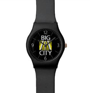 Big city watch