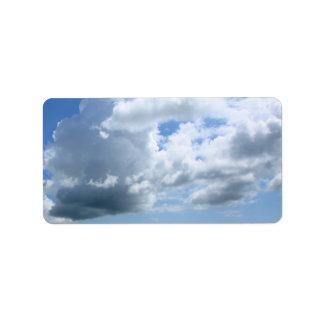 Big clouds l