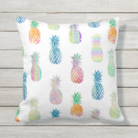 how to put an accent over a letter pineapple decorative pillows amp covers zazzle ca 10803