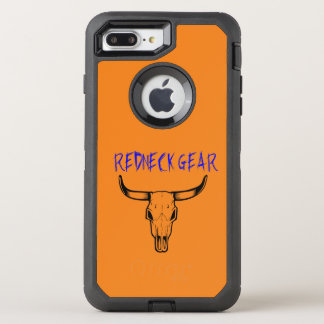 Big Country Redneck Gear OtterBox Defender iPhone 8 Plus/7 Plus Case