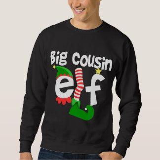 Big Cousin Elf Christmas Sweatshirt