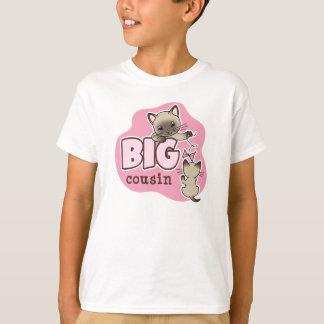 Big Cousin Kitty cat T-Shirt