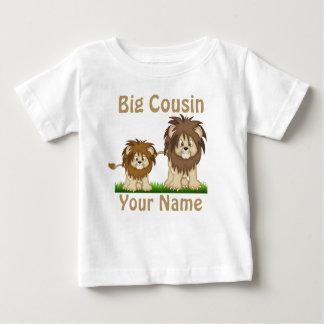 Big Cousin Lion Personalized T-shirt
