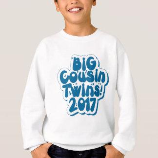 Big Cousin Of Twins 2017 Sweatshirt