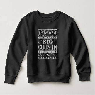 Big Cousin Ugly Christmas Sweater