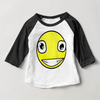 Big Crazy Smile Baby T-Shirt