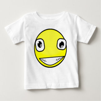 Big Crazy Smile Baby T-Shirt