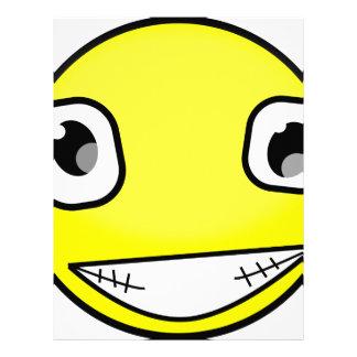 Big Crazy Smile Letterhead