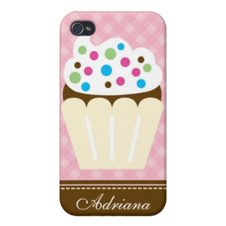 Big Cupcake Speck Case Cover For iPhone 4
