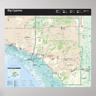 Big Cypress National Preserve Poster