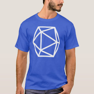 Big D20 Isocahedron T-Shirt