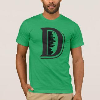 big D dallas skyline shirt