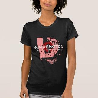 Big D (Pink-Dk) T-Shirt