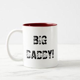 BIG DADDY!, BIG DADDY! Two-Tone MUG
