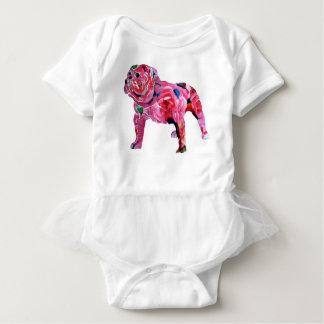 """Big Daddy"" by Axel Bottenberg Baby Bodysuit"