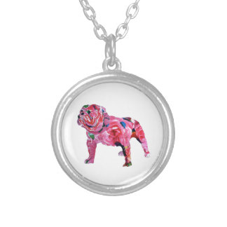 """""""Big Daddy"""" by Axel Bottenberg Silver Plated Necklace"""
