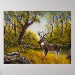 Big Daddy Deer Print